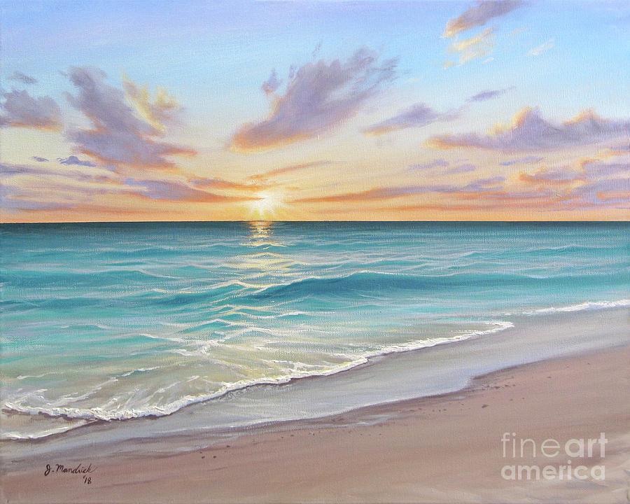 Sunrise Splendor by Joe Mandrick