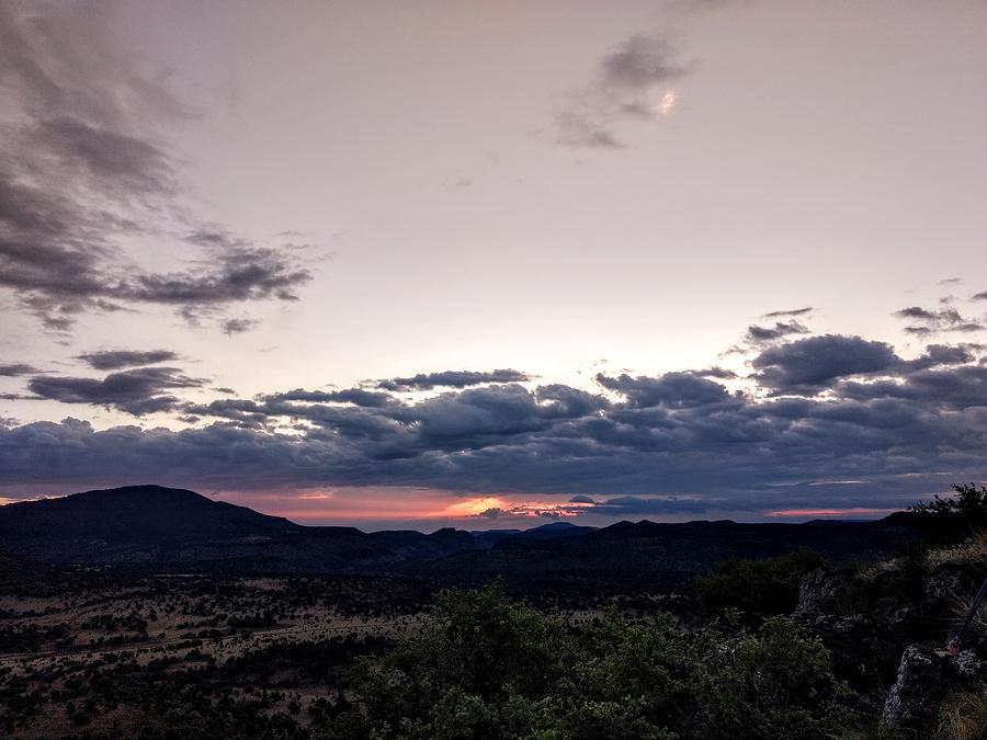 Sunrise Storms Photograph
