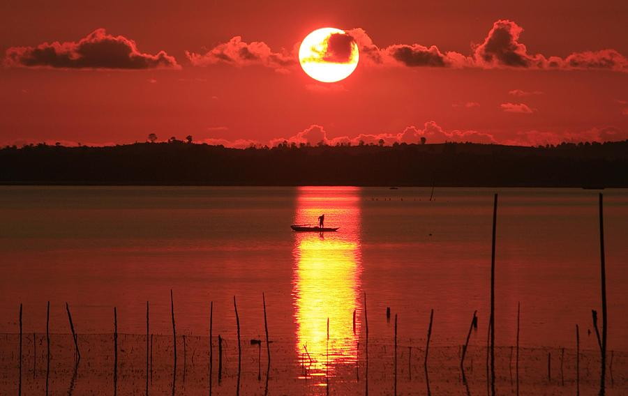 Sunrise Photograph - Sunrise by Yuli Seperi