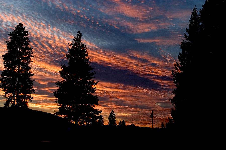 Landscape Photograph - Sunset 2 by Lee Santa