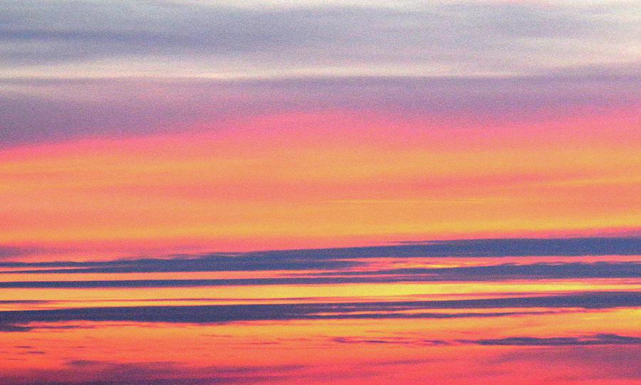 Sunset 2 Of 4 Photograph