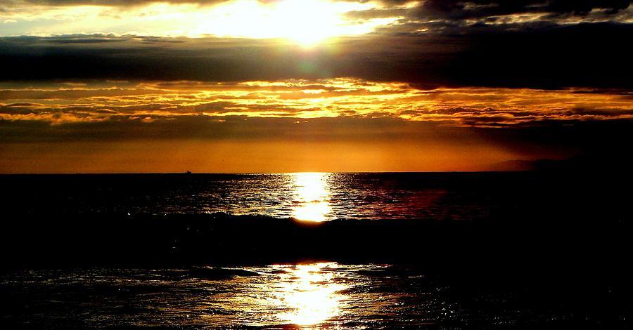 Sunset Photograph - Sunset 4 by J Perez