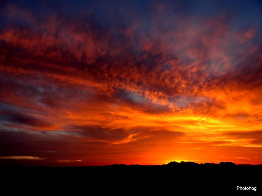 Landscape Photograph - Sunset by Adam Jones