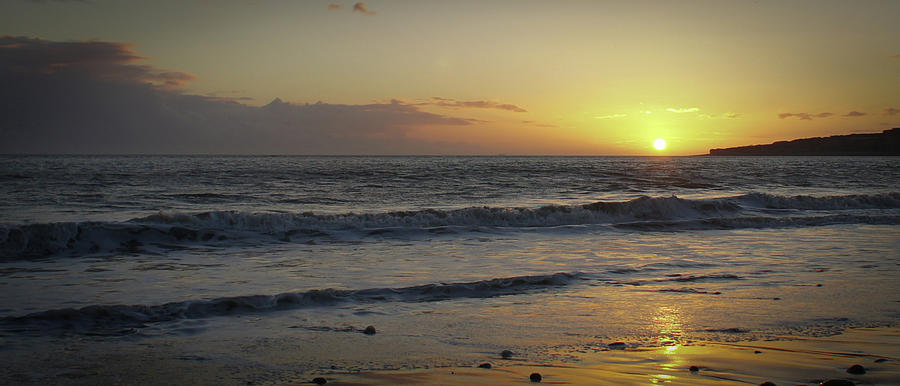 Barry Photograph - Sunset At Barry by Trance Blackman