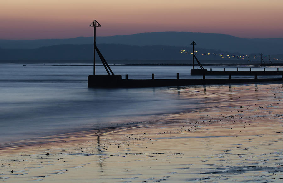 Sunset at Exmouth by Pete Hemington