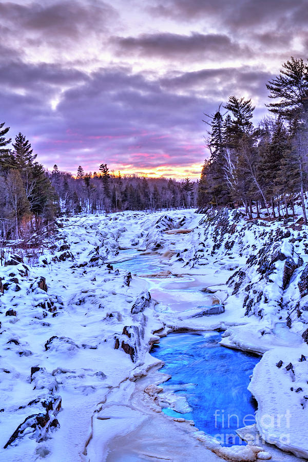 Jay Cooke State Park Winter