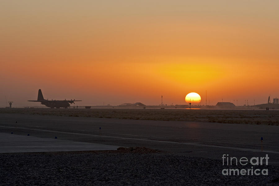 Kandahar Photograph - Sunset At Kandahar by Tim Grams