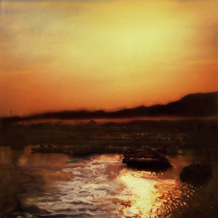 Tokarski Photograph - Sunset Bay  by Paul Tokarski