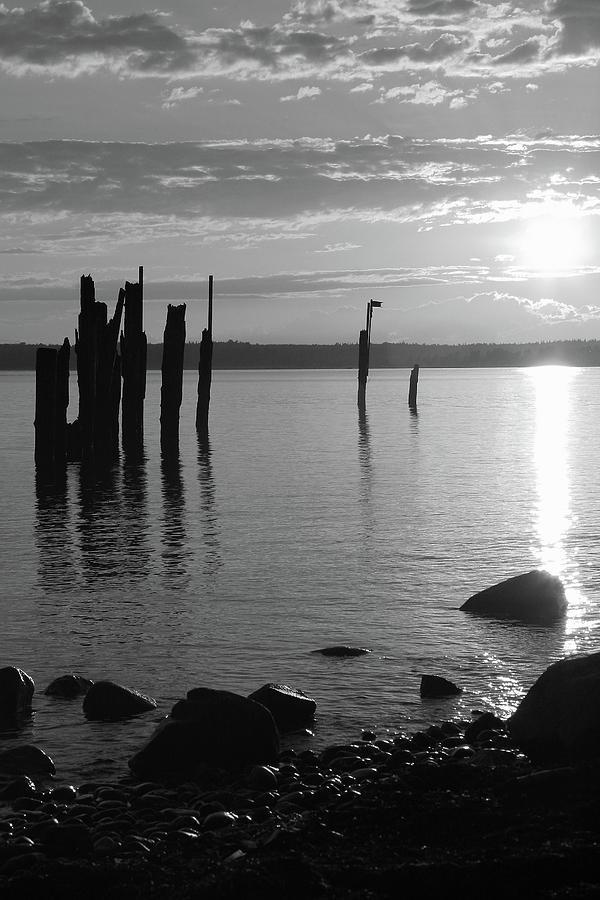 Sunset Beach by Jenny Mead