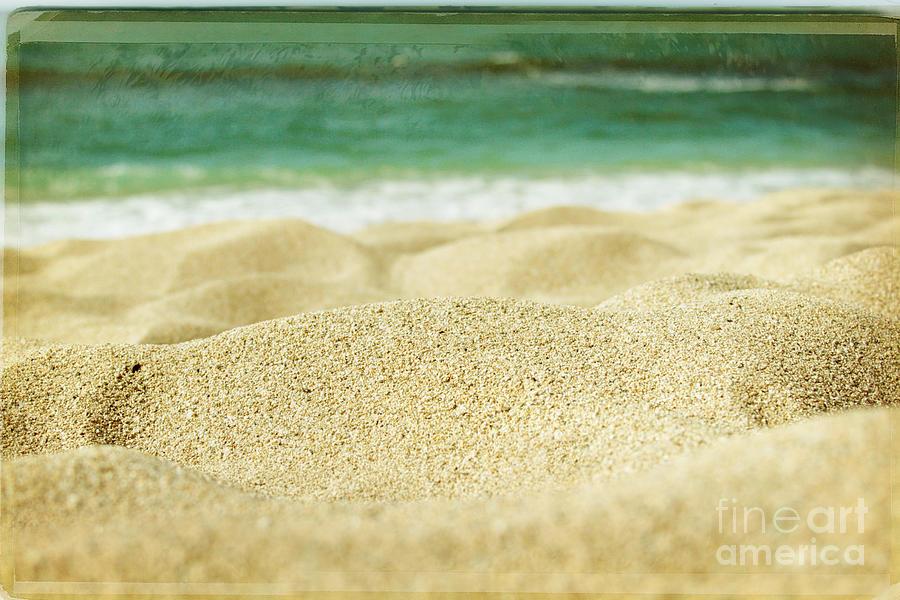 Sunset Beach Photograph - Sunset Beach by Sharon Mau