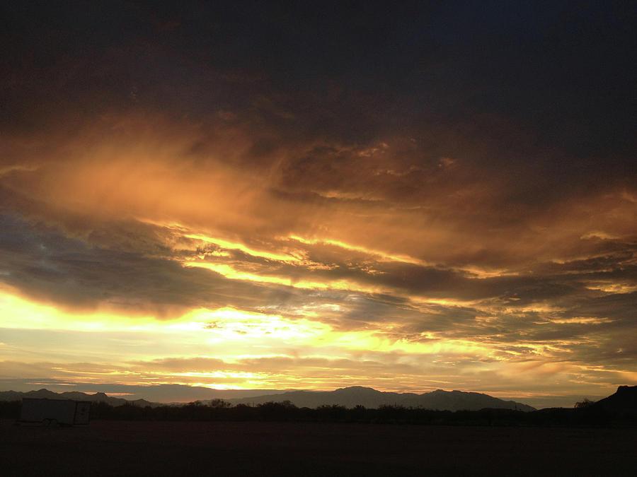 Sunset by Cheryl Goodberg