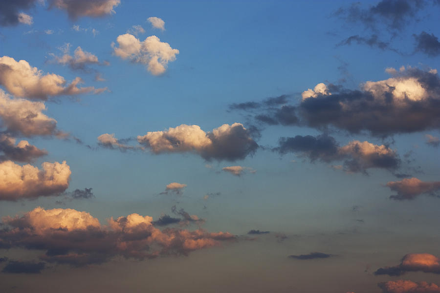 Background Photograph - Sunset Clouds by Boyan Dimitrov