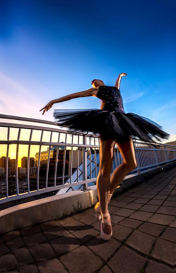 Sunset Dancer by Dave Koch