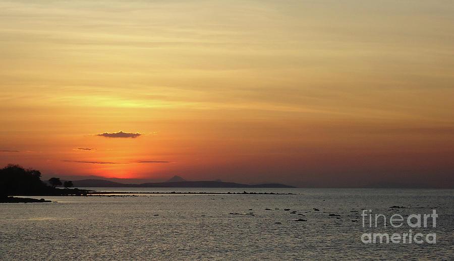 Sunset Photograph - Sunset by Dee Art