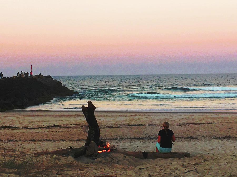 Sunset Dreaming by Ankya Klay