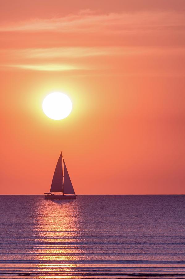 Sunset Dreams by Racheal Christian