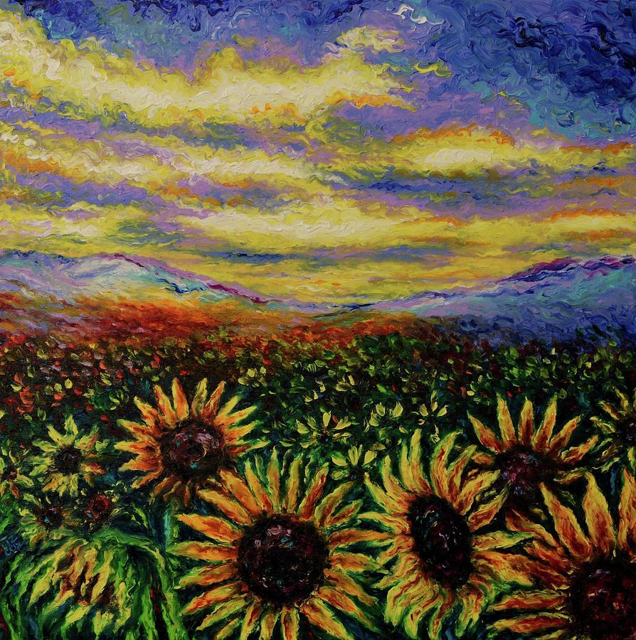 Sunset by Elizabeth Cox