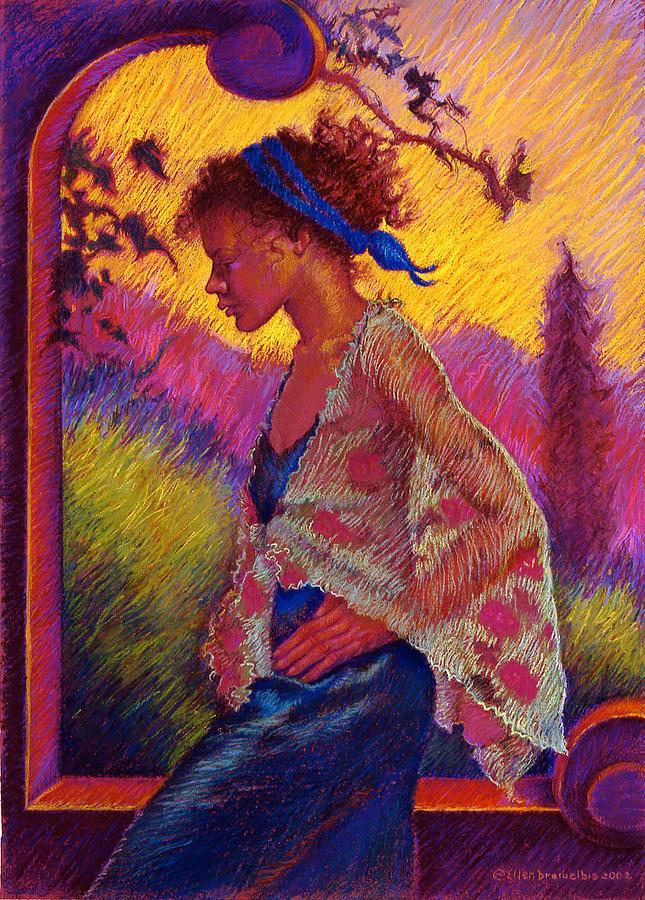 Sunset Pastel - Sunset by Ellen Dreibelbis