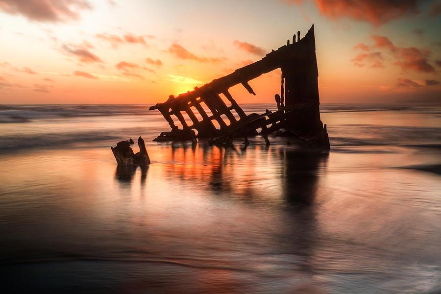 Sunset Photograph - Sunset Glow 0016 by Kristina Rinell