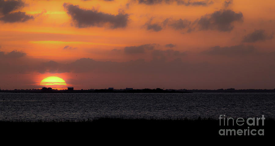 Sunset Halftime by JB Thomas