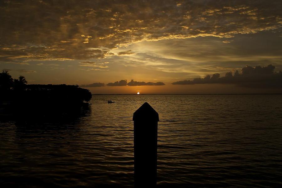 Florida Keys Photograph - Sunset In Paradise by Christin Walton