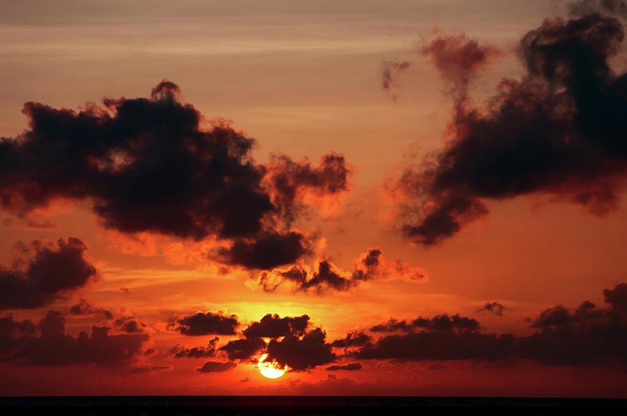 Sunset Photograph - Sunset Inspiration by Jenny Rainbow