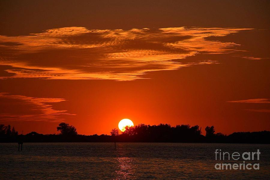 Sunset Photograph - Sunset by Kevin Croitz