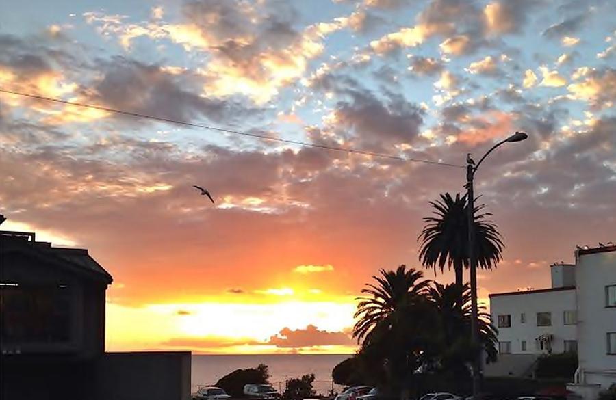 Sunset Laguna Oct 2015 Photograph