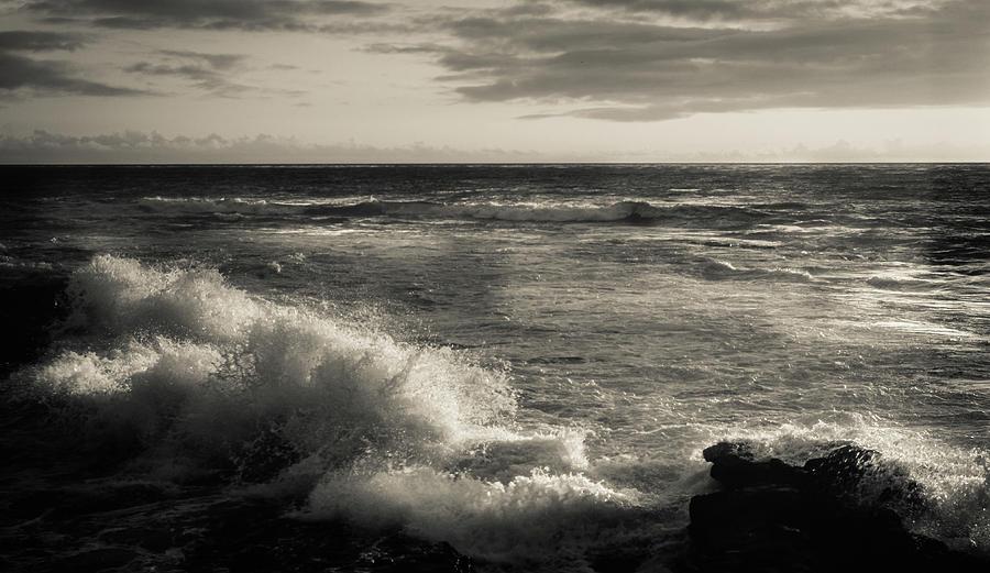 California Photograph - Sunset - La Jolla Cove by Samuel M Purvis III