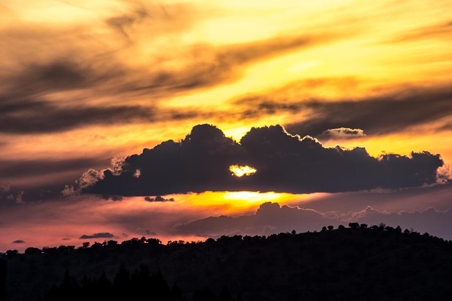 Sunset Love Sept 1 2015 Photograph
