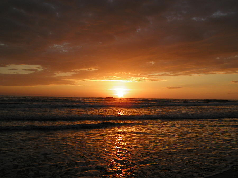 Sunsets Photograph - Sunset No.5 by Gregory Young