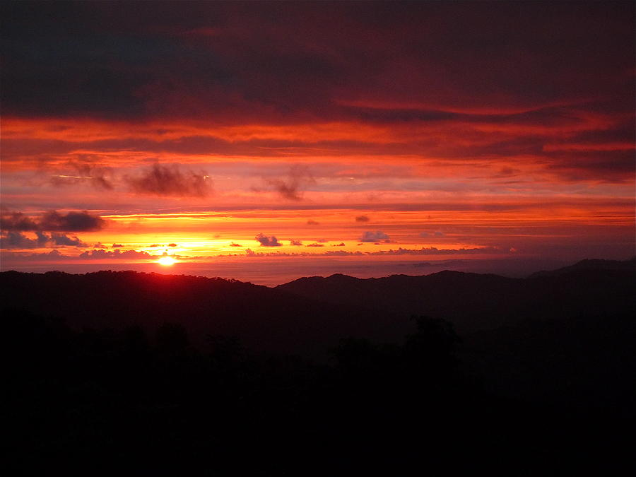 Sunsets Photograph - Sunset No.7 by Gregory Young