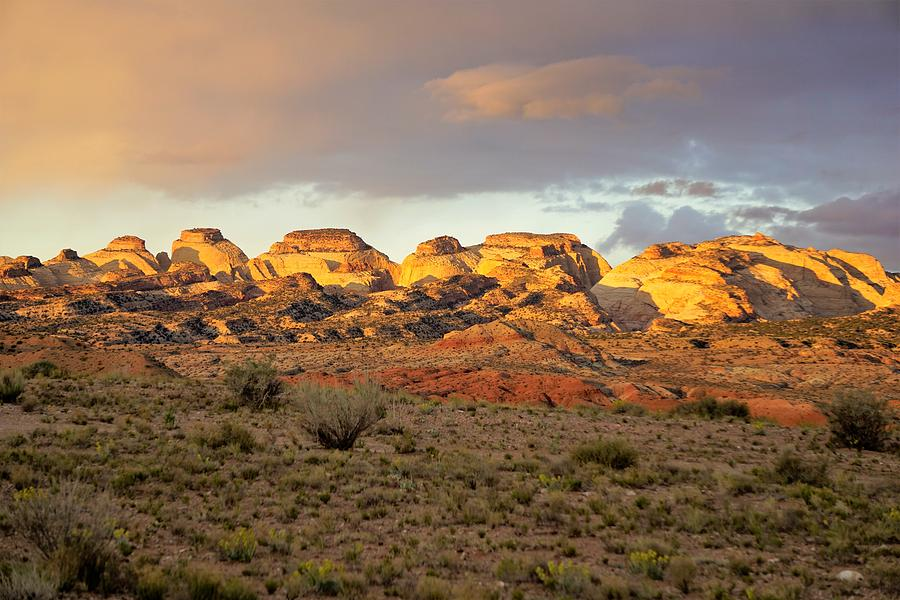 Sunset on Capitol Reef by Tranquil Light Photography
