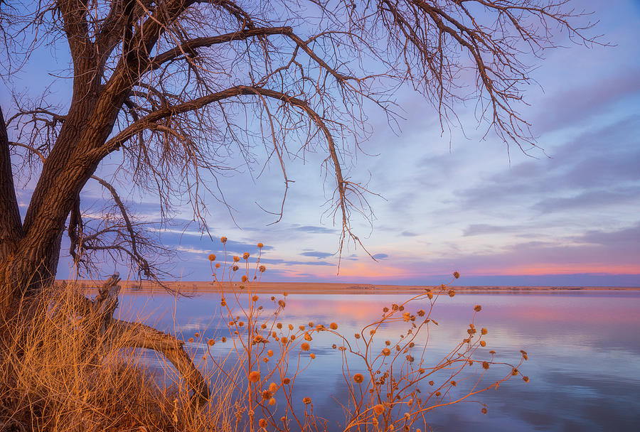 Sunset Overhang Photograph