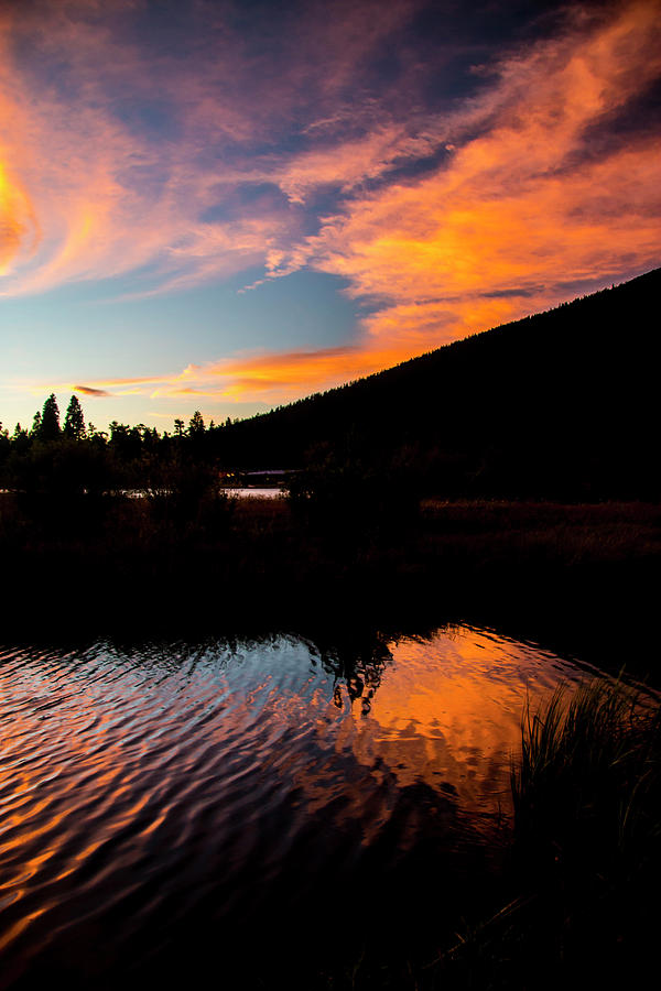 Sunset Reflections by Doug Scrima