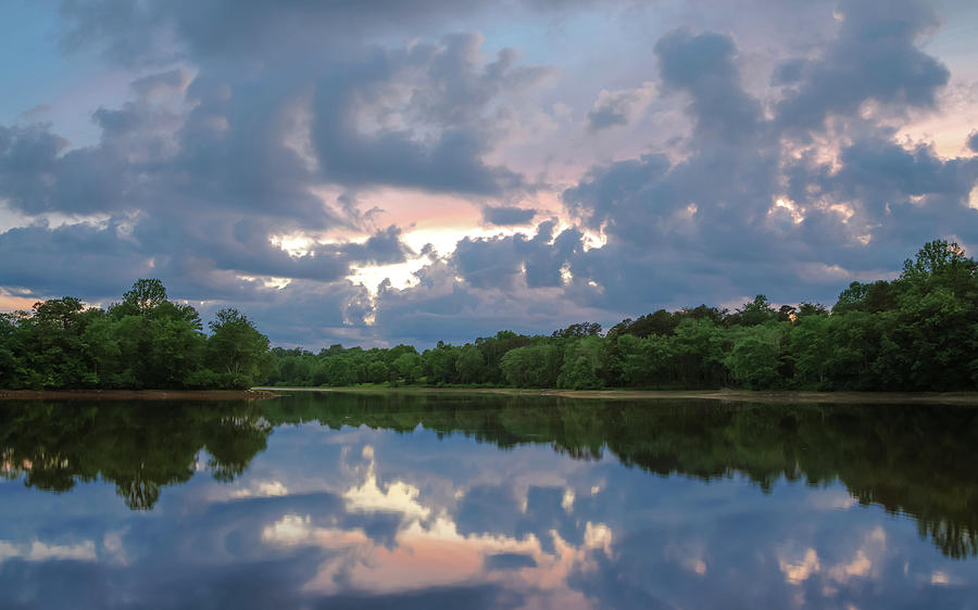 Sunset Reflections by Lori Coleman
