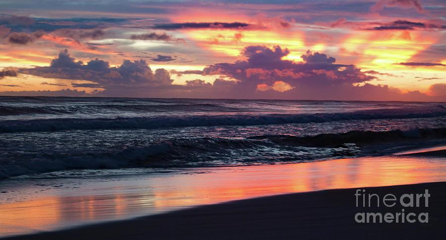 Sunset Reflections by Mechala Matthews