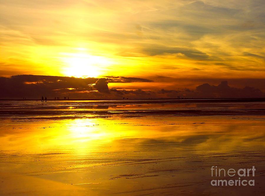 Sunset Photograph - Sunset Roemoe by Sascha Meyer