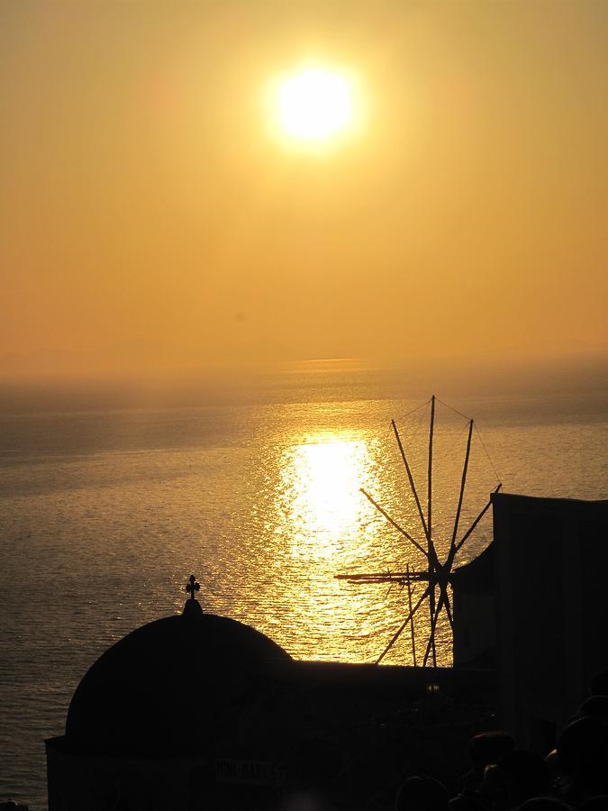 Sunset Santorini 8 Photograph