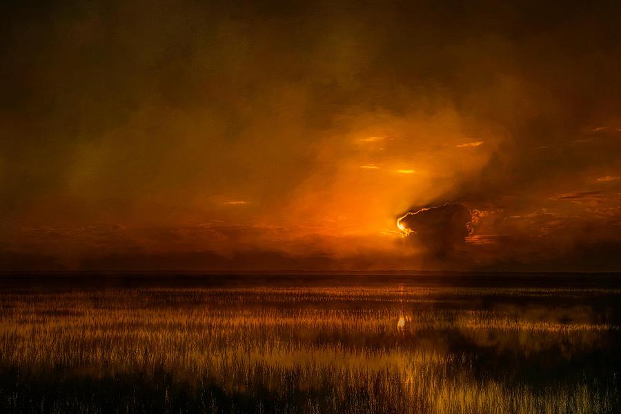 Sunset Serenade by John Kimball
