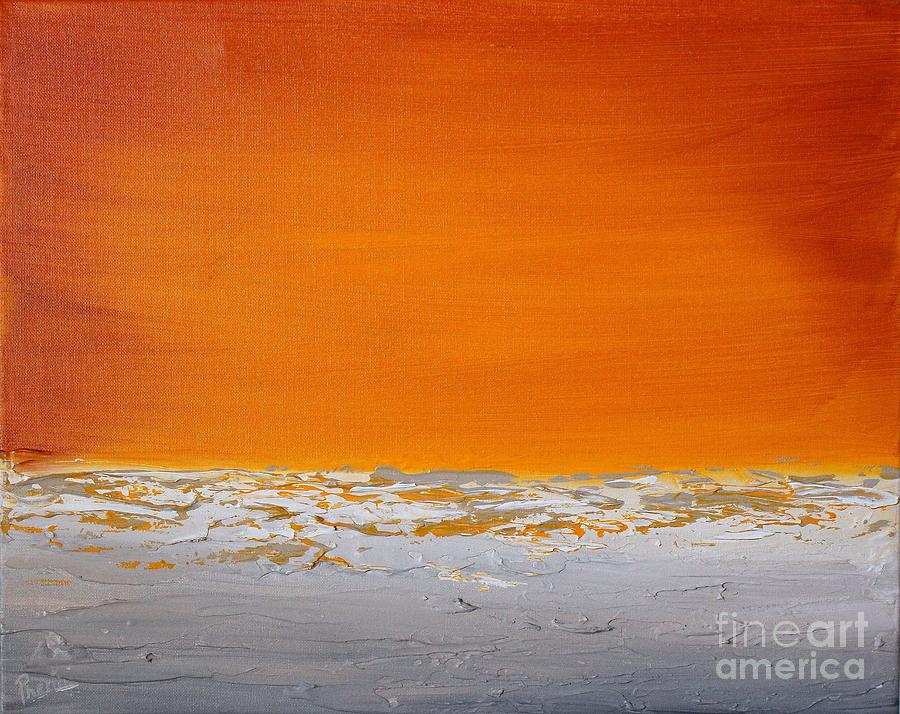 Sunset shore 1 by Preethi Mathialagan