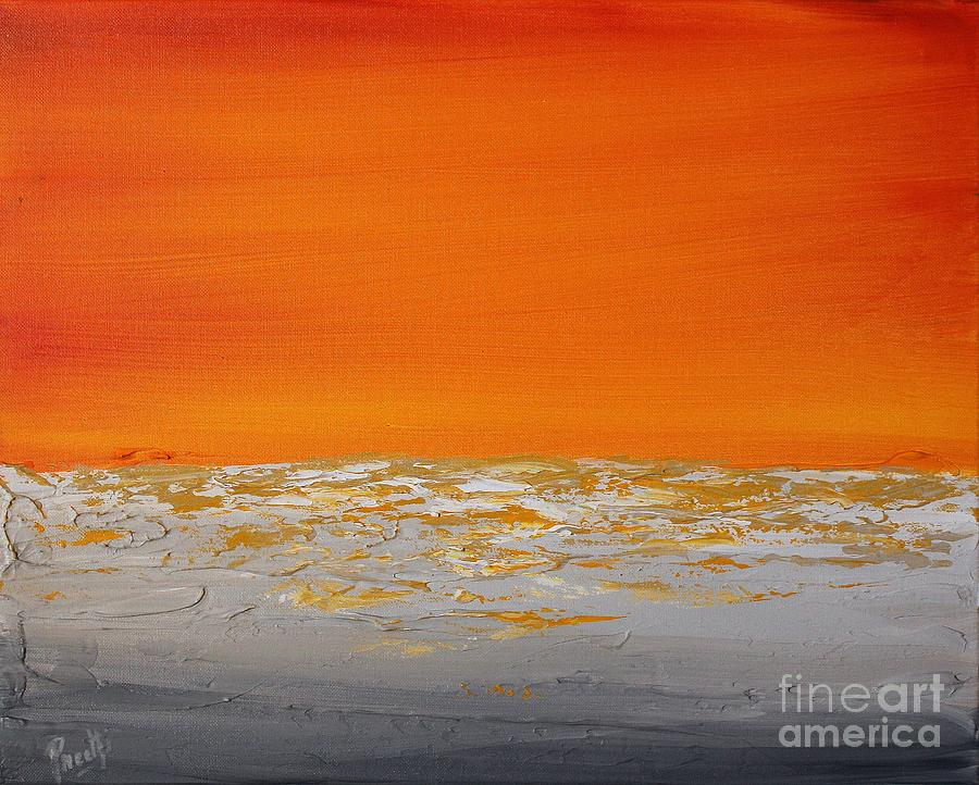Sunset shore 4 by Preethi Mathialagan