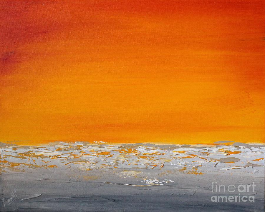 Sunset shore 5 by Preethi Mathialagan
