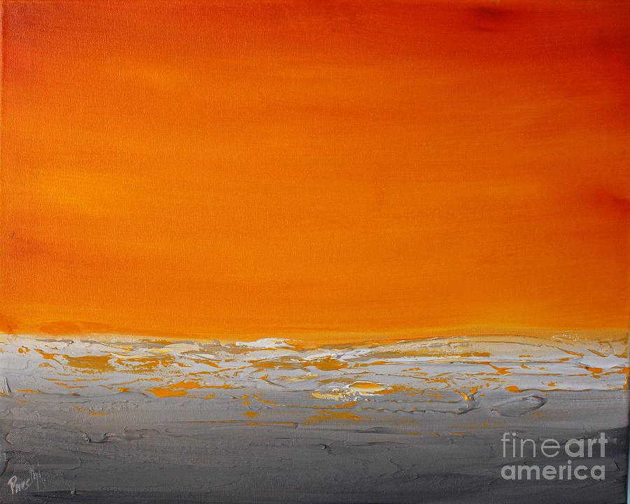 Sunset shore 6 by Preethi Mathialagan