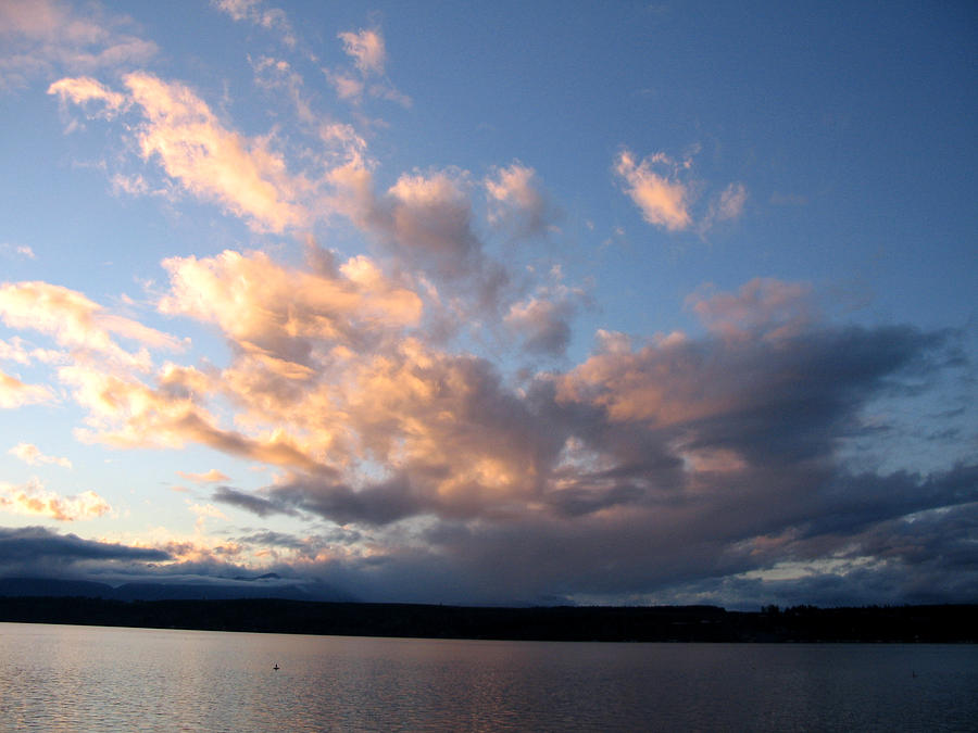 Sunset Photograph - Sunset Two by Ty Nichols