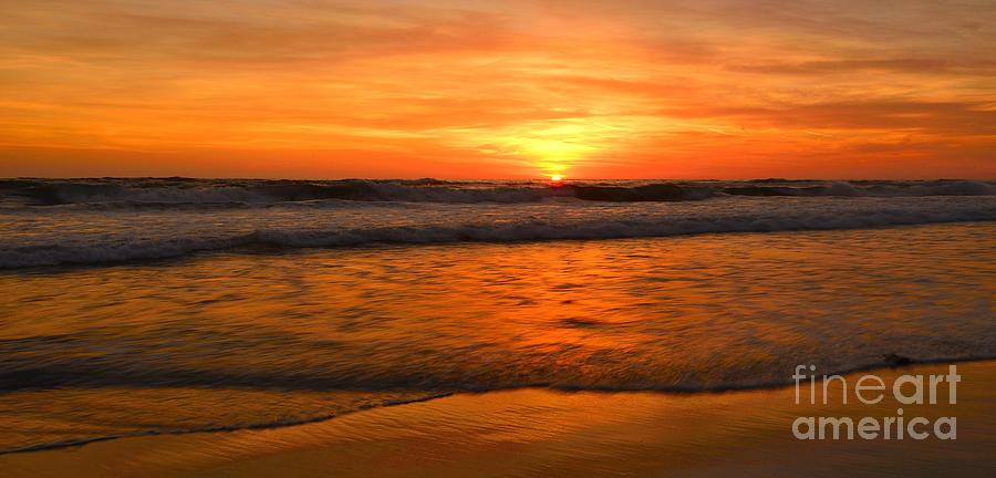 CARDIFF WAVES  by John F Tsumas