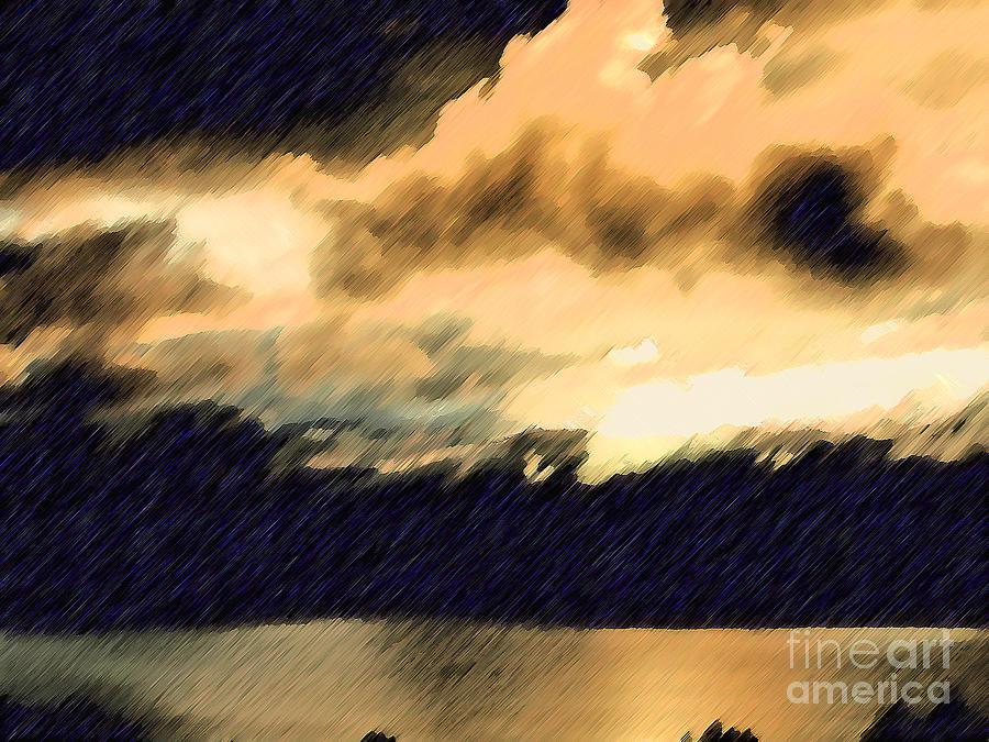 Sunshine After Rain Photograph