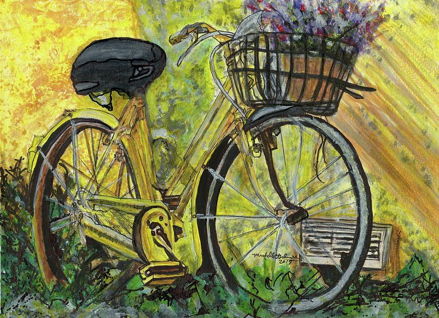 Sunshine Bike by Michelle Gilmore