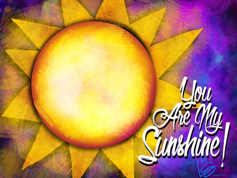 Sunshine Digital Art - Sunshine by Lisa Schwaberow