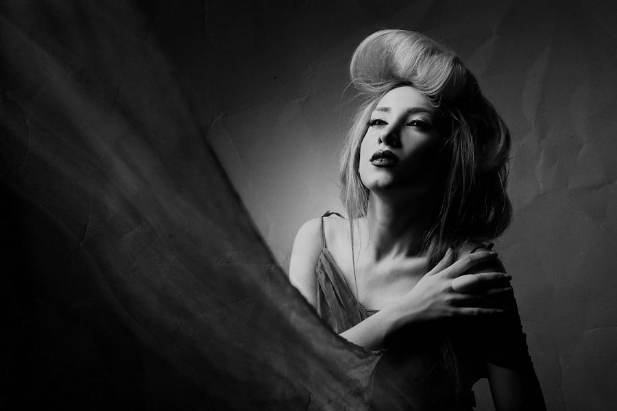 Super Lady Photograph by Amin Hamidnezhad